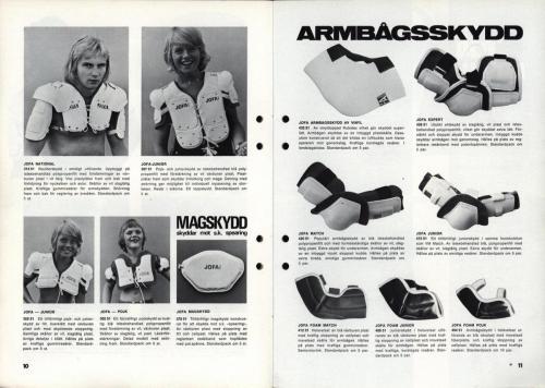 jofa sportkatalog 1972-73 Issport Blad06