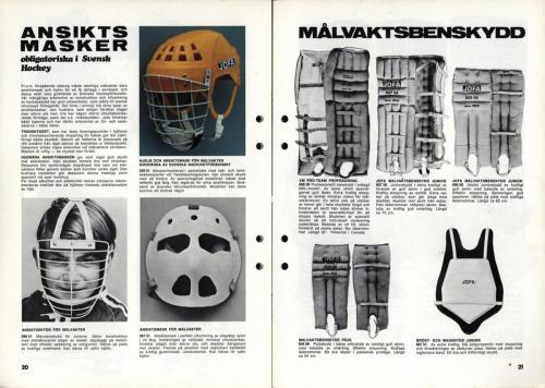 jofa sportkatalog 1972-73 Issport Blad11