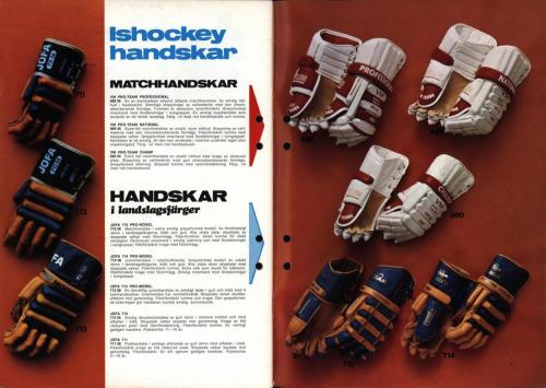 jofa sportkatalog 1972-73 Issport Blad16