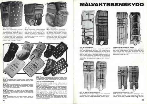 jofa sportkatalog 1973-74 Issport Blad 12