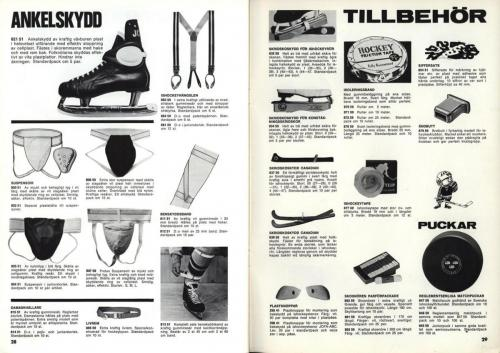 jofa sportkatalog 1973-74 Issport Blad 15