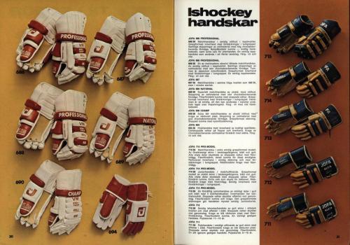 jofa sportkatalog 1973-74 Issport Blad 16