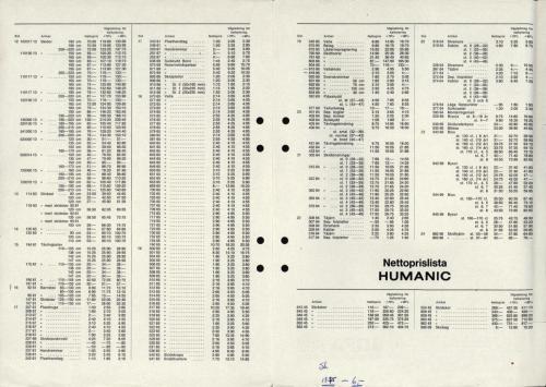 jofa sportkatalog 1973-74 Skidsport nettoprislista 02