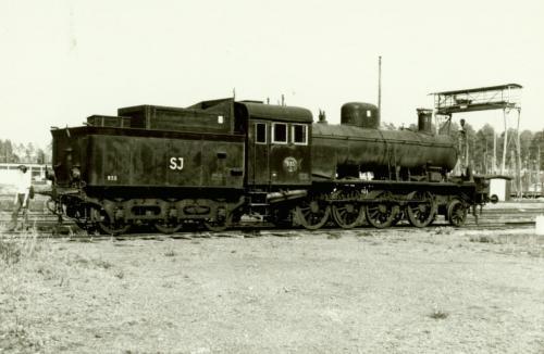 1972 Beredskapslok Rättvik E2-935