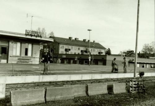 1984 Ny perrong