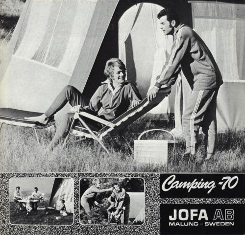JOFA Oskar Camping Camping-70 Jofa 0078