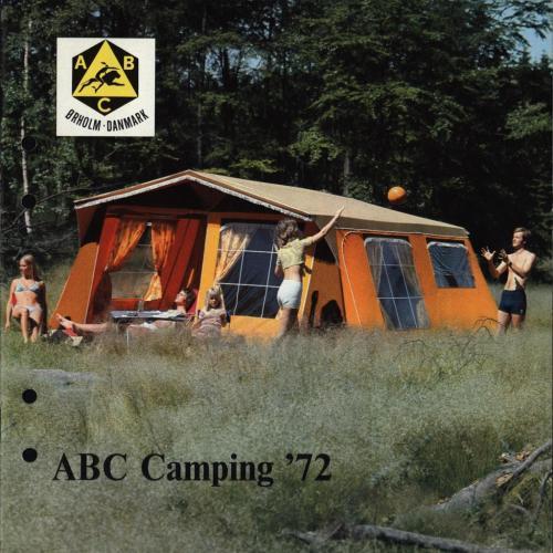 JOFA Oskar Camping ABC Camping 72 0086