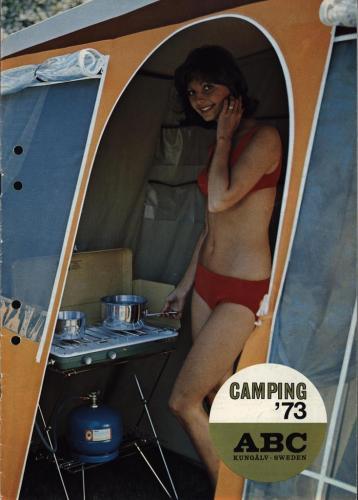 JOFA Oskar Camping ABC Camping 73 0095