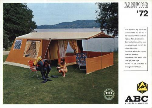 JOFA Oskar Camping ABC Camping-72 0655