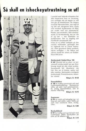 JOFA Oskar Hockey Jofa Hockey 0468