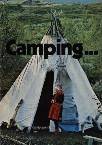 JOFA Volvo Camping Jofa ABC Camping 0167