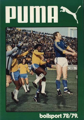 JOFA Volvo Fotboll 0707 Puma 1978-79