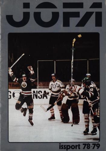 JOFA Volvo Hockey Jofa issport 78-79 0052