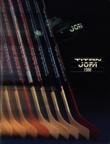 JOFA Volvo Hockey Jofa Titan 1986 0192