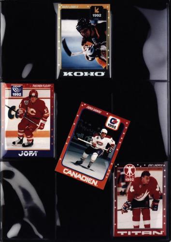 JOFA Volvo Hockey Koho, jofa, canadian, titan 1992 0220