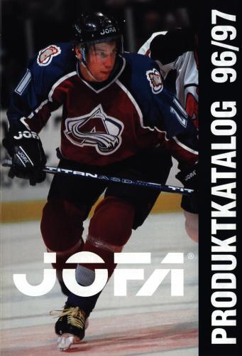 JOFA Volvo Hockey Jofa produktkatalog 96-97 0248
