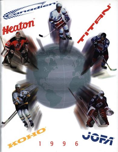 JOFA Volvo Hockey Heaton, titan, koho, jofa 1996 0252