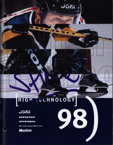 JOFA Volvo Hockey Jofa High technology 98 0276