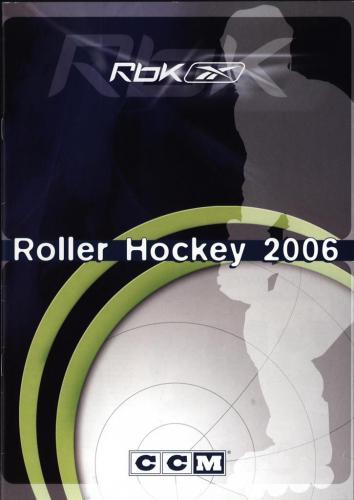 JOFA Volvo Inlines Rbk ccm roller hockey 2006 0022