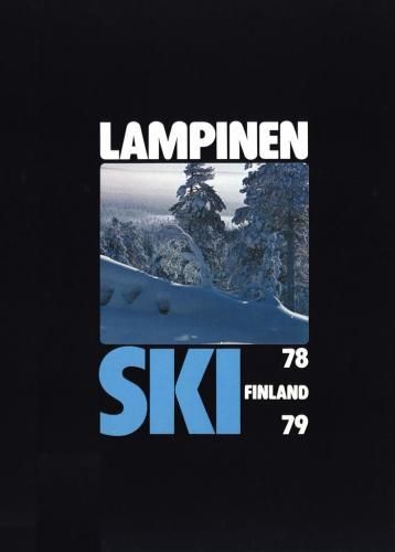 JOFA Volvo Längdåkning Lampinen Ski 1978-79 0377