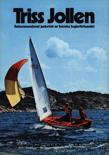 JOFA Volvo Sportbåtar Triss-jollen jofa-abc 0030