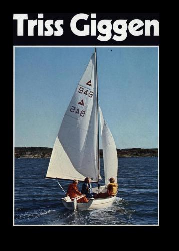 JOFA Volvo Sportbåtar Triss giggen jofa 0031