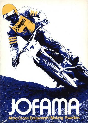Jofama Motocross 0442